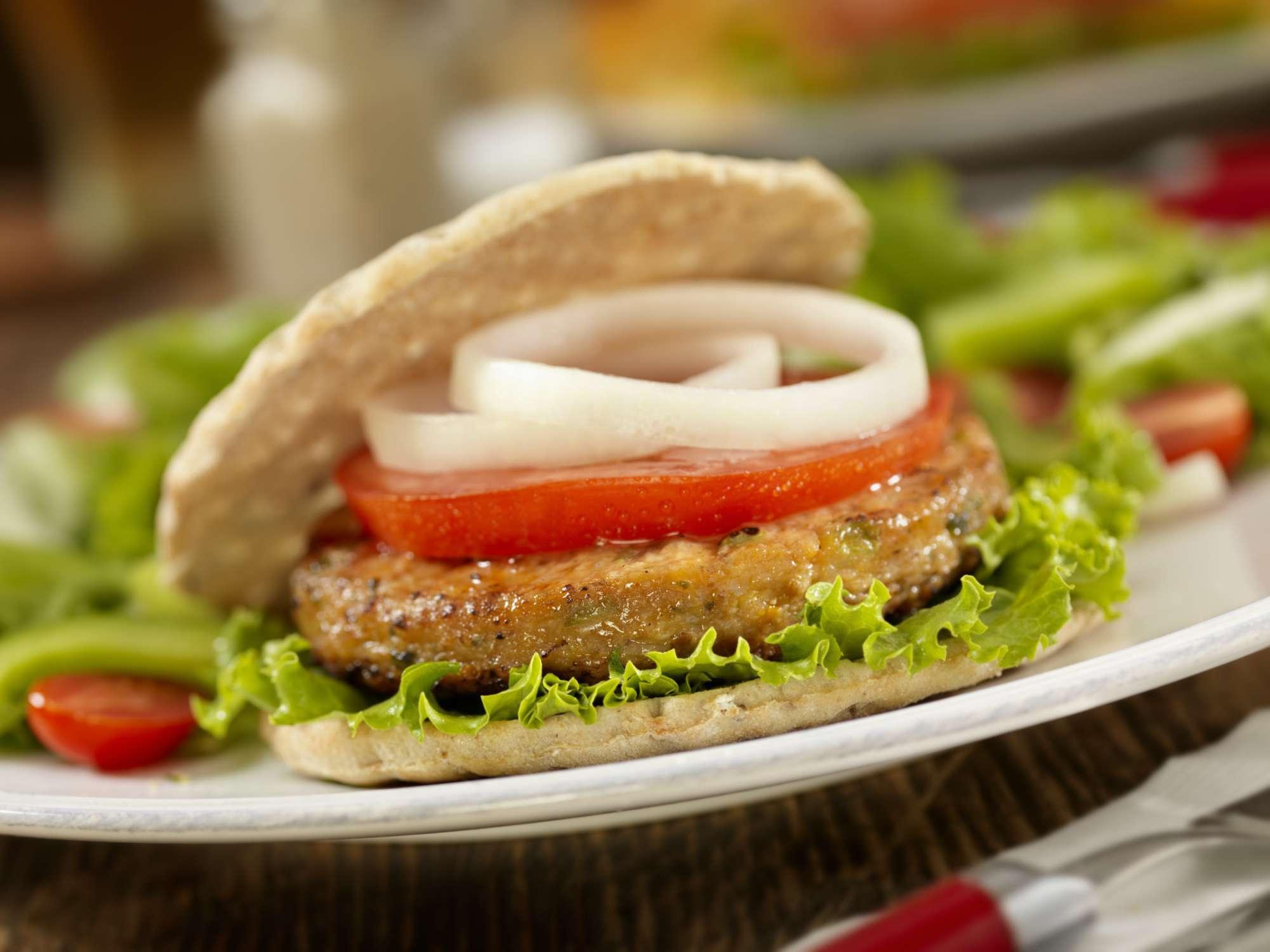 """Veggie-Burger"