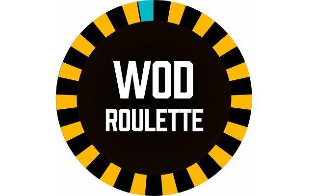"""WOD-Roulette"""
