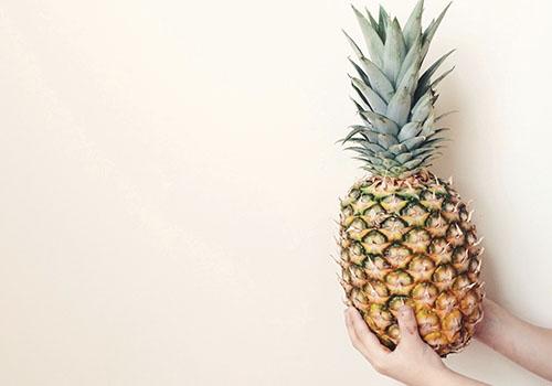 """""""Ananas,"""