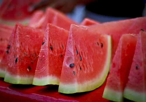 """Wassermelonen-Anmerkung"""
